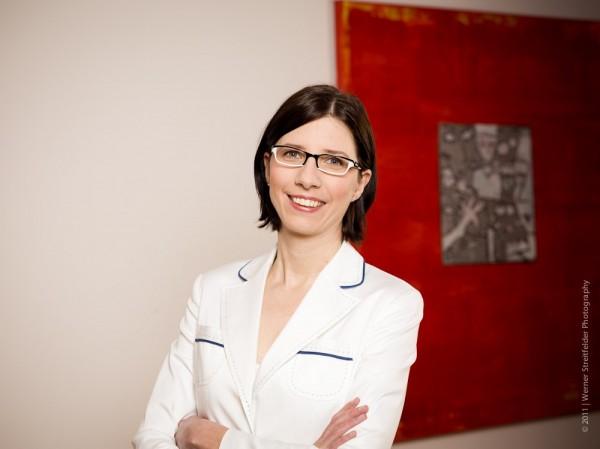 Karin Steindorfer, PR-Consultant und Managerin von Bobby Bottle