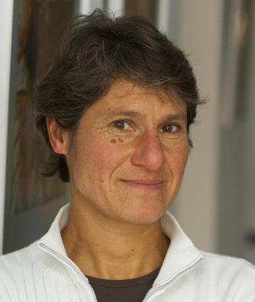 Renate Hübner - forscht zu Nachhaltigkeit