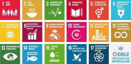 Agenda 2030 für Österreichs Glasrecyclingsystem - SDGs