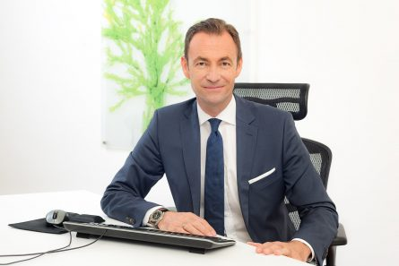 Harald Hauke, Geschäftsführer Austria Glas Recycling