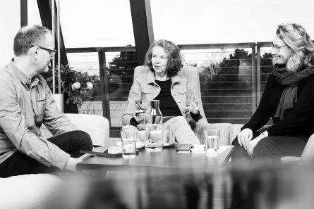 Martin Verdino, Beatrice Verdino und Monika Piber